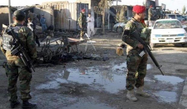 В Афганистане семеро человек погибли в результате теракта