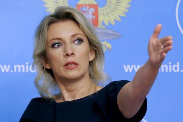 """Захарова намацала """"руку США"""" в Україні: розкол і чужа релігія"""