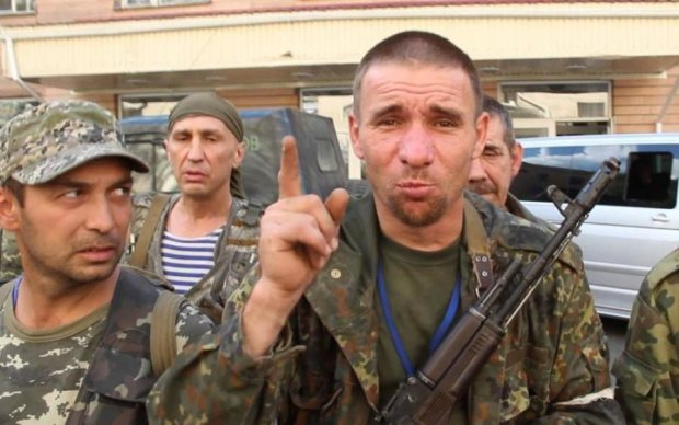 Путинцы подрались с боевиками из-за съеденной собаки