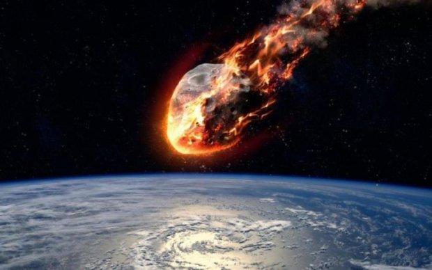 Катастрофа неминуча: астероїд-вбивця мчить до Землі