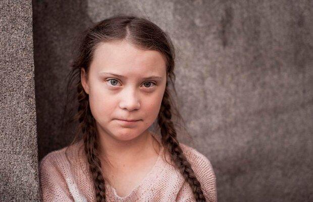 Грета Тунберг, фото из свободных источников