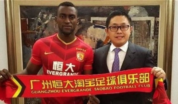 Джексон Мартинес переехал в Китай без радости
