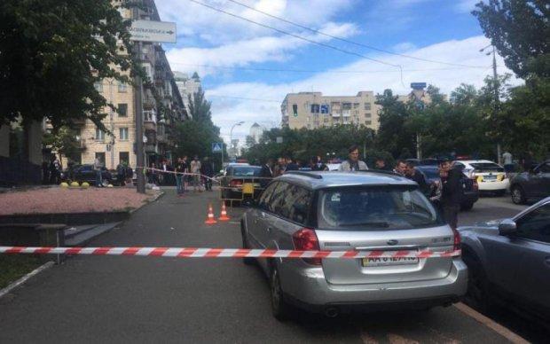 Розстріл в центрі Києва: вбивця був не один