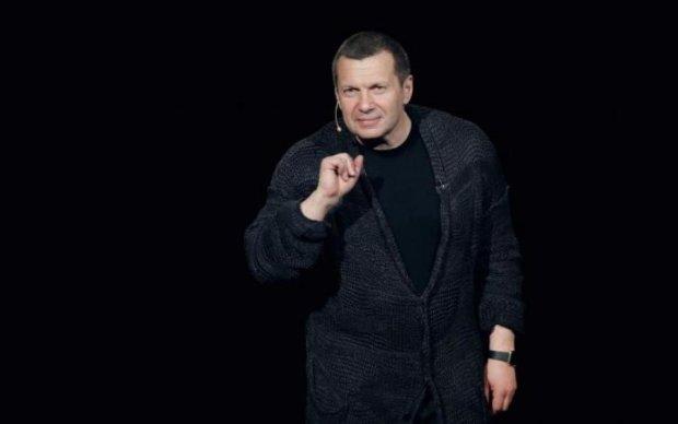 Війна виродків: пропагандист Соловйов вирішив повчити Україну