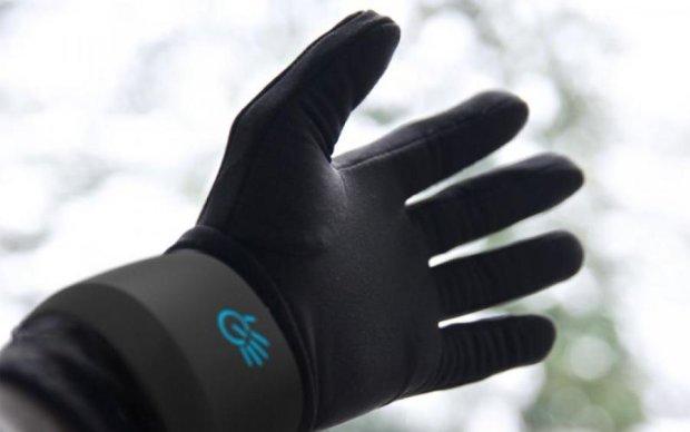 Створена унікальна рукавичка для супер-відчуттів