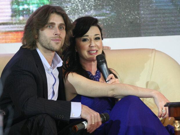 Анастасія Заворотнюк та Петро Чернишов, фото: tochka net