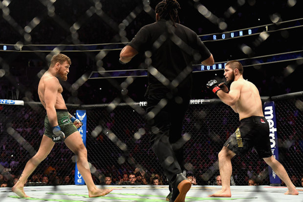 UFC озвучила условия реванша Макгрегор - Нурмагомедов