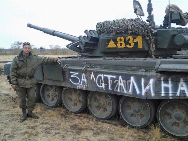 Россия «фарширует» Донбасс новейшим оружием