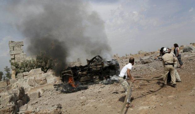 Чотири російські ракети помилково впали в Ірані - CNN
