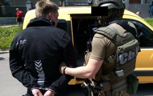 СБУ накрыла сеть провокаторов: видео