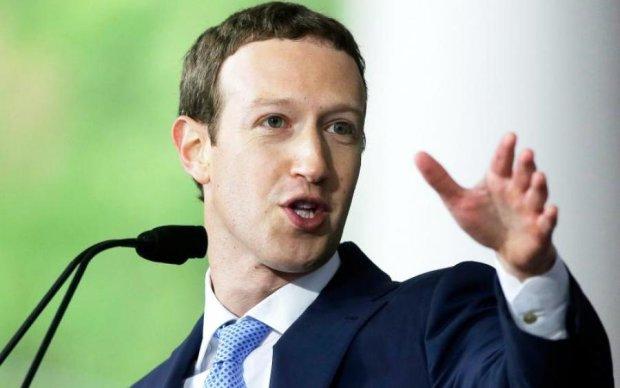 """Цукерберг """"намылился"""" в декрет"""