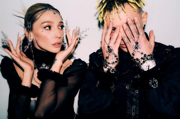 Настя Івлєєва і Елджей / фото: instagram.com/_agentgirl_/