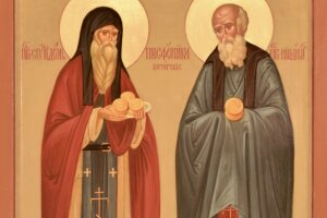 Спиридон і Нікодим, фото: Азбука веры
