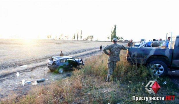 """""""Айдар"""" попал в аварию – пятеро в больнице (видео)"""