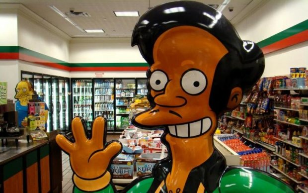"""Фанаты смогут ходить в настоящий супермаркет из мультфильма """"Симпсоны"""""""