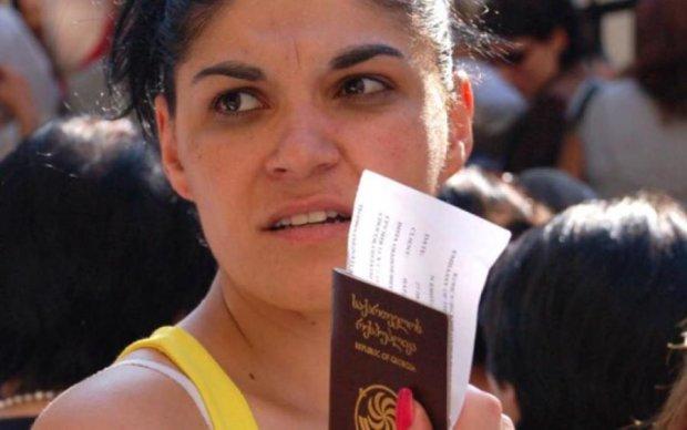 Грузини зазивають емігрантів піднімати батьківщину