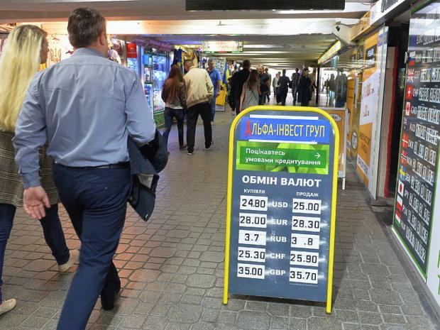 Курс валют на 17 квітня: долар підлаштувався під євро