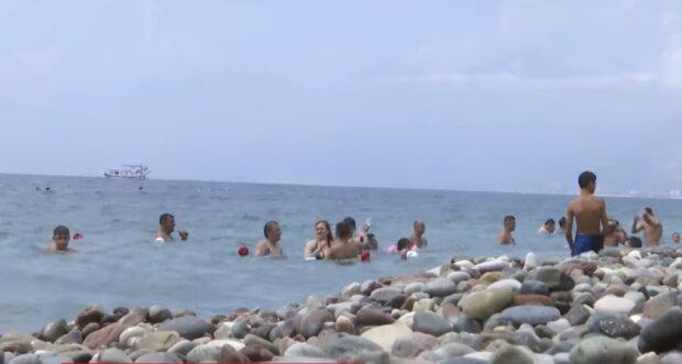 Літній відпочинок, скріншот з відео