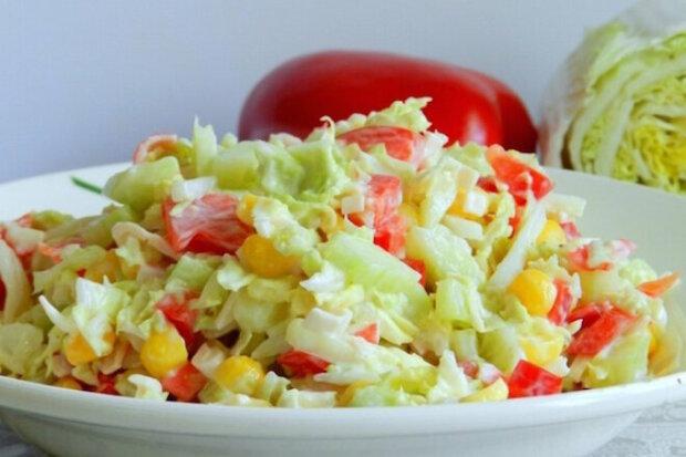 Легкий салат, Фото из открытых источников