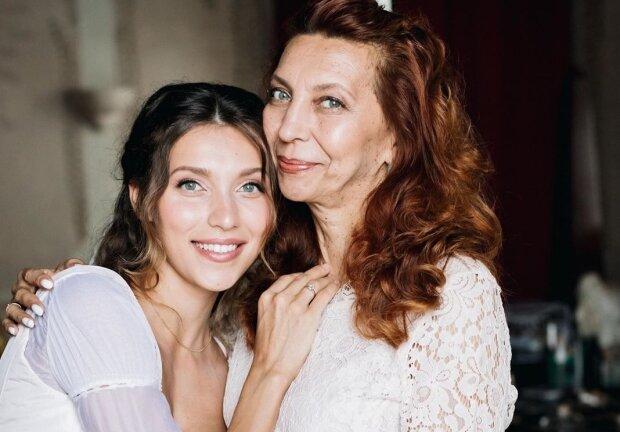 Регина Тодоренко с мамой, фото - Instagram