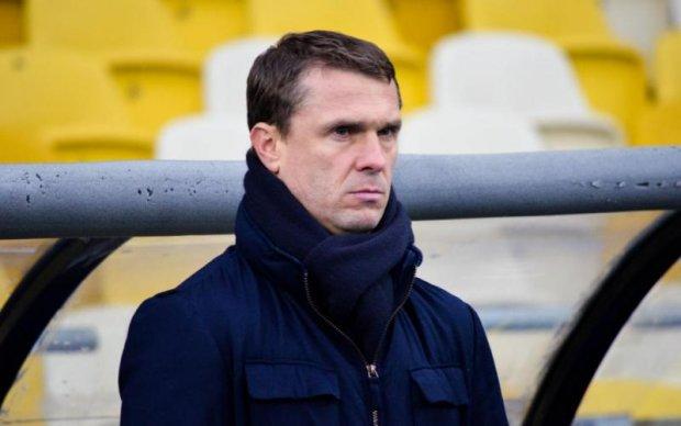 Ребров объяснил, почему не остался в Динамо