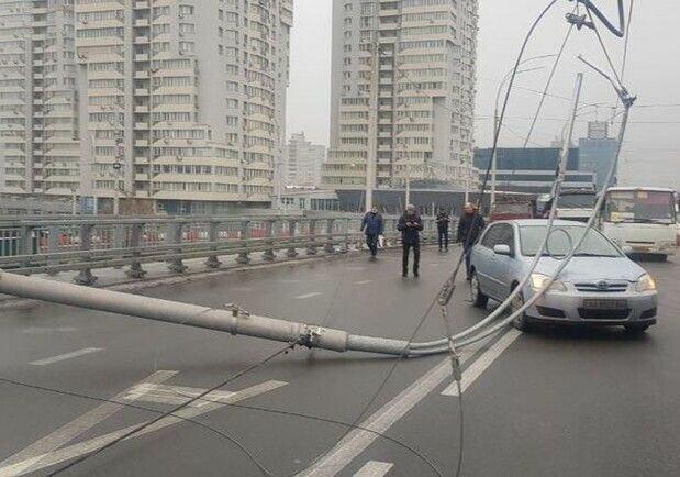 Шулявський міст, фото: Facebook