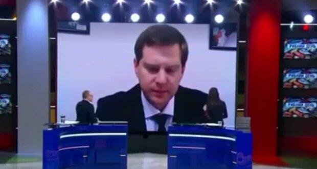 Руслан Колбаса, скріншот з відео