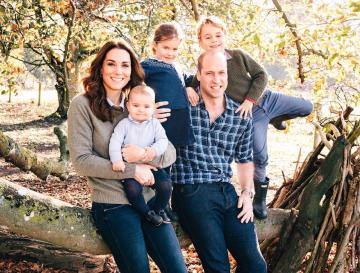 Кейт Міддлтон показала світу знімки принца Луї у перший день народження