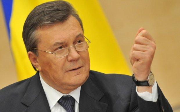 """Суд """"розорив"""" Януковича на півтора мільярда"""