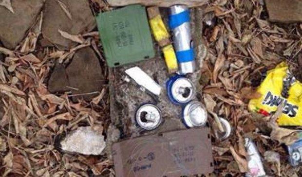 Cховище з протитанковими мінами знайшли на Донеччині