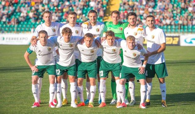 Рвут на три фронта: Ворскла снова победила и на этот раз в Кубке Украины