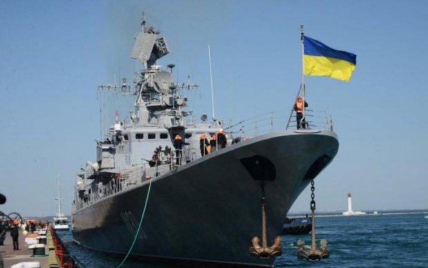"""Тральщик """"Сигнальщик"""": годовщина героического экипажа, который первым поднял флаг Украины"""