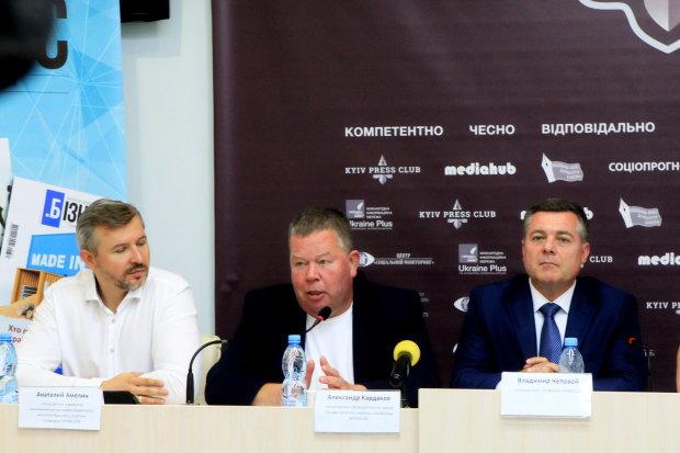 Лідери Бізнес100 закликають президента та РНБО підтримати проект Доктрини економічної безпеки України