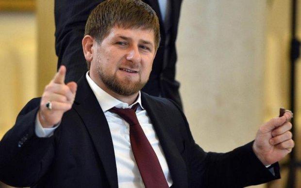 """Кадиров сказав, що думає про Мосійчука і його """"замах"""""""