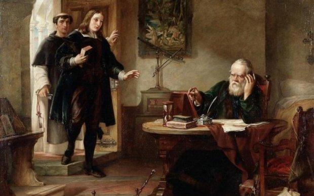 Зрікся свого вчення: трагічна історія Галілео Галілея
