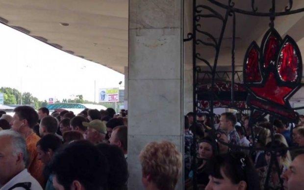 Київське метро опинилося на межі закриття