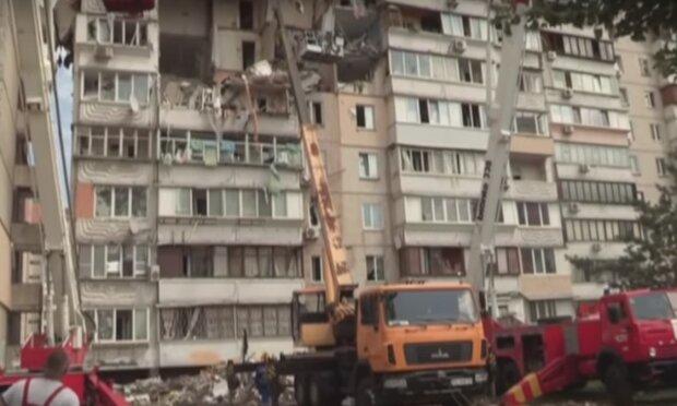 """Очевидці вибуху на київських Позняках розкрили моторошні подробиці, волосся дибки - """"Є хто живий? У відповідь - мертва тиша"""""""