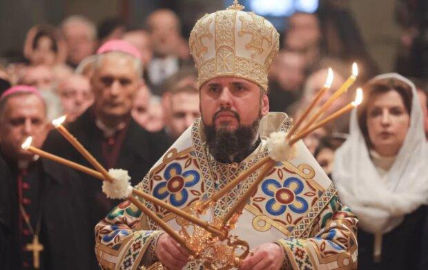 Митрополит киевский и всея Украины Епифаний, ukranews