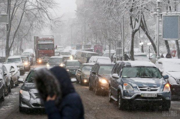 Київських автомобілістів попередили про перекриття доріг 29 січня