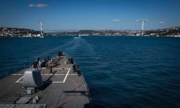 Флот США готується до блокади Росії
