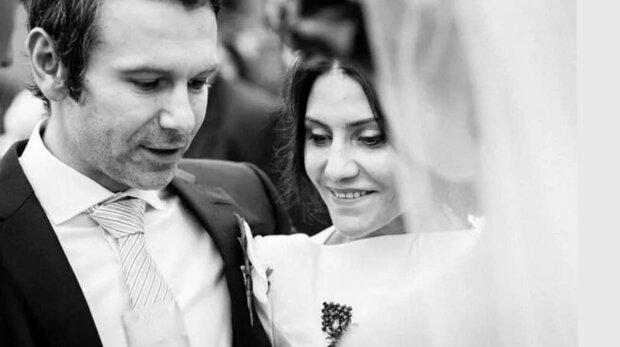 Святослав Вакарчук і дружина, фото: Facebook