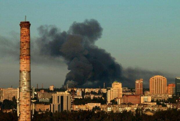в Донецке объявили эвакуацию