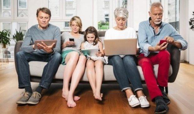 Google объединит семьи