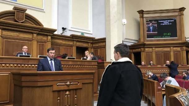 """Блогер рассказал, чем для Луценко обернется освобождение Савченко: """"Он и сам чувствует затылком"""""""