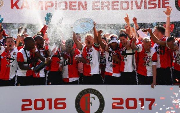 Нідерландський клуб уперше за 18 років став чемпіоном країни
