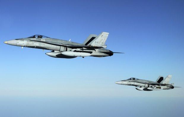 Истребитель НАТО перехватил в небе самолет Путина: взмыли в воздух по тревоге