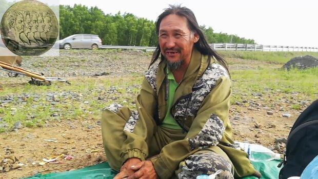 """Якутський шаман оголосив про продовження походу до Москви, вигнанню Путіна - бути: """"Я не просто йду"""""""