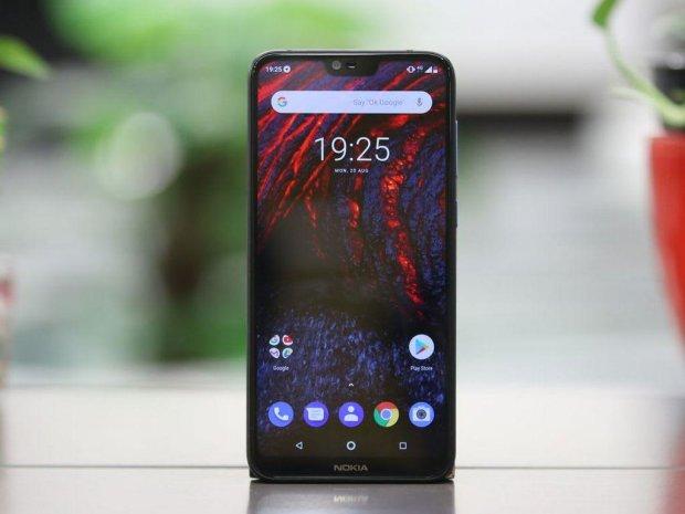 Nokia 7.1: дату виходу вбивці iPhone офіційно назвали