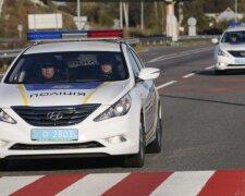 Поліція, фото: Уніан