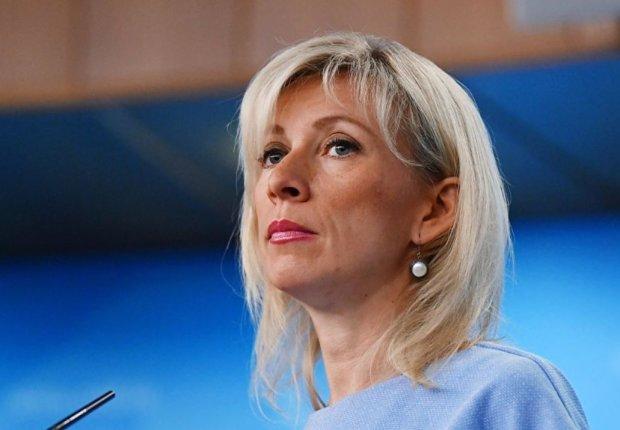 Серьезный вызов Зеленскому: пропагандистка Захарова сует нос в историю со сносом Жукова